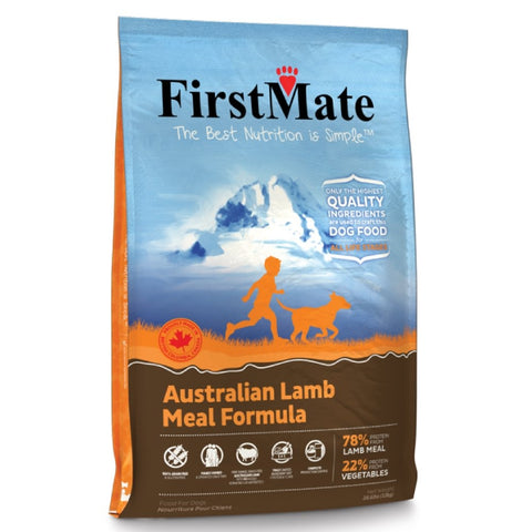 20% OFF: FirstMate Grain Free Australian Lamb Formula Small Bites Dry Dog Food