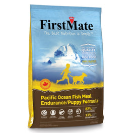 20% OFF: FirstMate Grain Free Pacific Ocean Fish Endurance/Puppy Formula Dry Dog Food 2.3kg