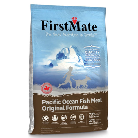 20% OFF: FirstMate Grain Free Pacific Ocean Fish Formula Dry Dog Food - Kohepets