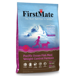 20% OFF: FirstMate Grain Free Pacific Ocean Fish Weight Control/Senior Formula Dry Dog Food