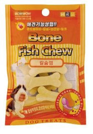Bow Wow Bone & Joint Fish Chew Dog Treat 7 pieces