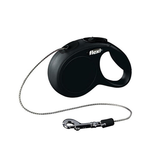 Flexi New Classic Retractable Cord Leash Extra Small - Kohepets