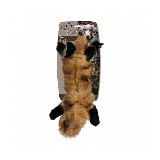 All For Paws Classic Large Fox Dog Toy - Kohepets