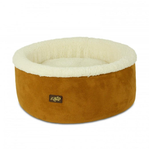 All For Paws Curl & Cuddle 16'' Cat Bed