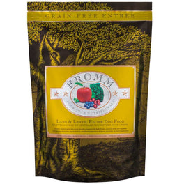 Fromm Lamb & Lentil Grain Free Dry Dog Food