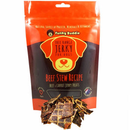 Funky Buddie Beef Stew Dog Treats 4oz