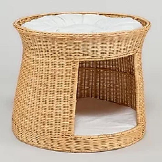 Furnish Cupcake Cat Bed (Natural) - Kohepets