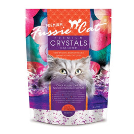 Fussie Cat Premium Crystals Cat Litter 5L