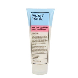 FuzzYard Aloe Vera and Lavender Puppy Conditioner for Dogs 220ml