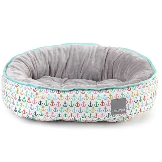 FuzzYard Reversible Dog Bed - Ahoy! (discontinued) - Kohepets