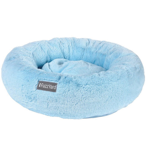 FuzzYard Reversible Dog Bed - Eskimo Blue - Kohepets