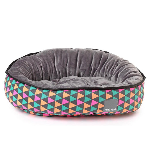FuzzYard Reversible Dog Bed - Pop - Kohepets