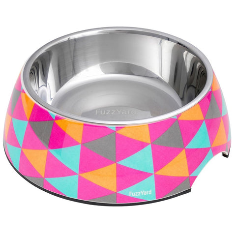 FuzzYard Easy Feeder Pet Bowl - Crush