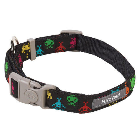 FuzzYard Space Raiders Dog Collar - Kohepets