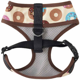 FuzzYard Go Nuts For Donuts Dog Harness