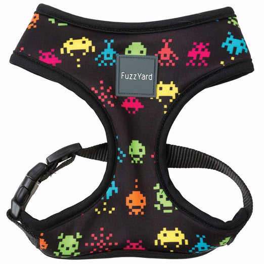 FuzzYard Space Raiders Dog Harness