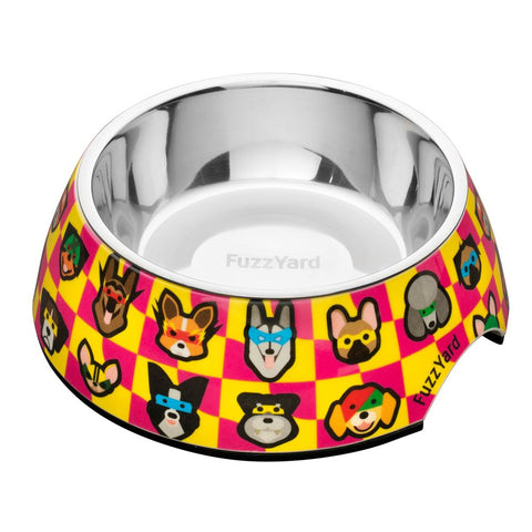 FuzzYard Easy Feeder Dog Bowl (Doggoforce) - Kohepets