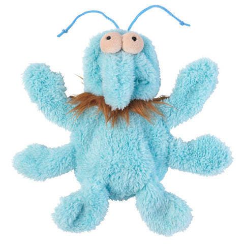 Fuzzyard Flat Out Nasties Dog Toy (Scratchmo The Flea) - Kohepets