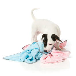 FuzzYard Microfibre Drying Towel for Puppies