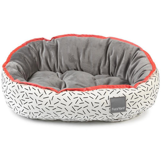 FuzzYard Reversible Dog Bed - Hustle - Kohepets