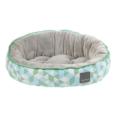 FuzzYard Reversible Dog Bed (Peridot) - Kohepets