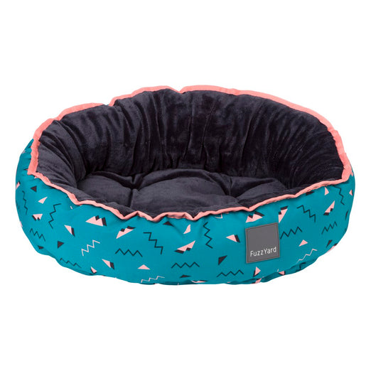 FuzzYard Reversible Dog Bed (Sorrento) - Kohepets