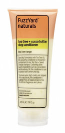 FuzzYard Tea Tree and Cocoa Butter Conditioner for Dogs 220ml