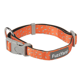 FuzzYard Burst Dog Collar
