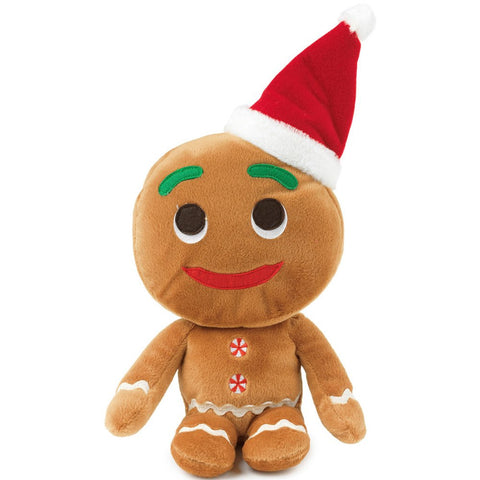 Fuzzyard X'mas Gingerbread Man Plush Dog Toy (discontinued) - Kohepets