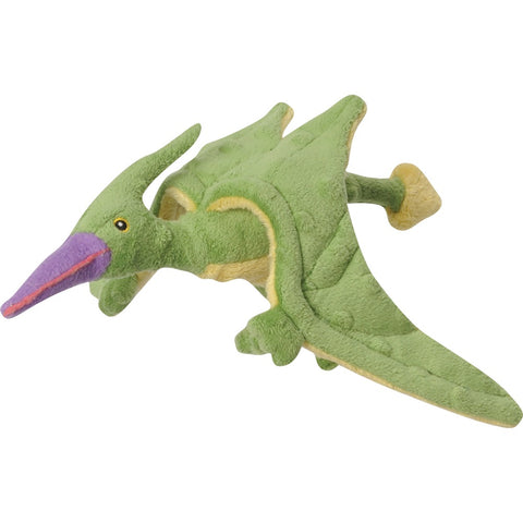 GoDog Terry The Pterodactyl Dino Plush Dog Toy - Kohepets