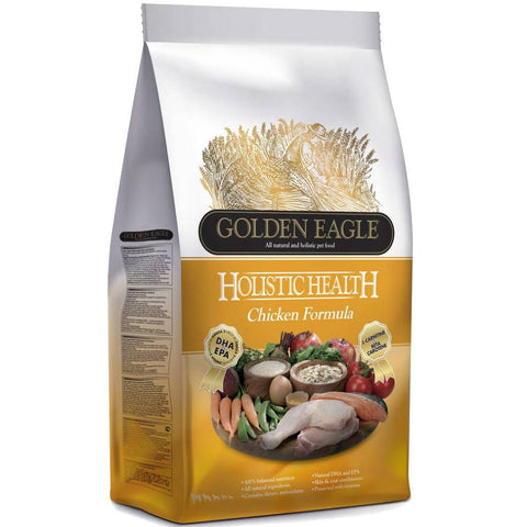 Golden Eagle Holistic Health Chicken Formula Dry Dog Food - Kohepets