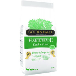 Golden Eagle Holistic Health Grain Free Hypo-Allergenic Duck & Potato Dry Dog Food