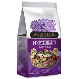 '25% OFF 2kg' (Exp Jan 20): Golden Eagle Holistic Health Lamb & Rice Dry Dog Food