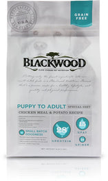 Blackwood Grain-Free Chicken Meal & Potato Dry Dog Food
