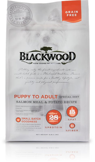 Blackwood Grain-Free Salmon Meal & Potato Dry Dog Food