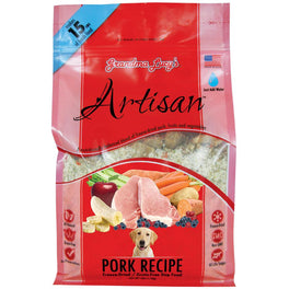 Grandma Lucy's Artisan Pork Freeze-Dried Grain-Free Dog Food 10lb