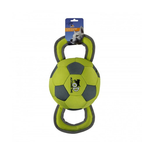 All For Paws Ballistic Soccer Ball Dog Toy - Kohepets