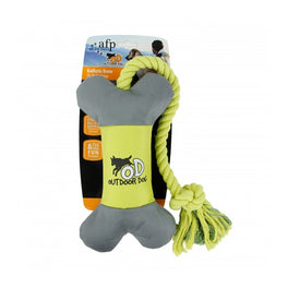 All For Paws Ballistic Bone Dog Toy