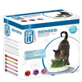 Catit Design Senses Cat Grass Garden Kit
