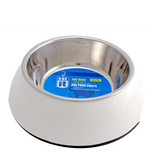 Catit Durable Bowl for Cats XS
