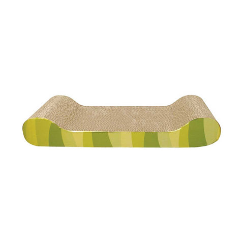 10% OFF: Catit Scratcher with Catnip, Jungle Stripes