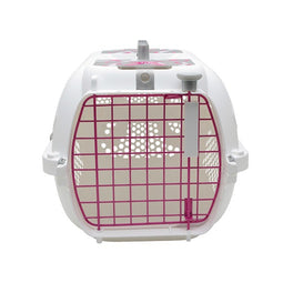 Catit Style Profile Voyageur 100 Cat Carrier - Pink Ribbon