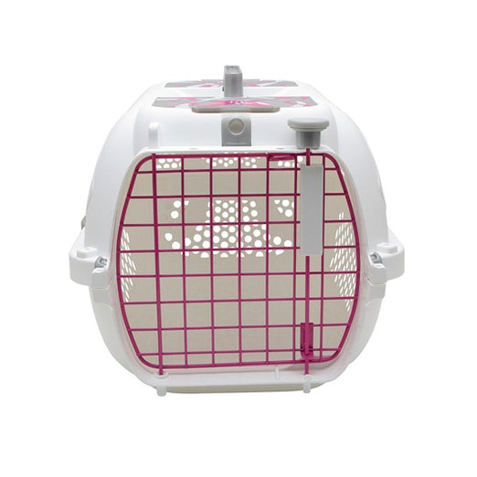 Catit Style Profile Voyageur 100 Cat Carrier - Pink Ribbon - Kohepets