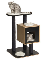 Vesper V-Base In Black Cat Condo