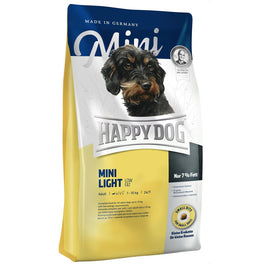 'BUY 1 GET 1 FREE': Happy Dog Mini Light Dry Dog Food
