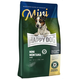 Happy Dog Mini Montana Horse Grain-Free Dry Dog Food