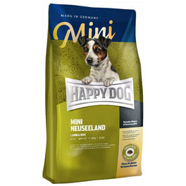 'BUY 1 GET 1 FREE': Happy Dog Mini Neuseeland Lamb & Rice Dry Dog Food