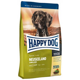'BUY 1 GET 1 FREE': Happy Dog Neuseeland Lamb & Rice Dry Dog Food