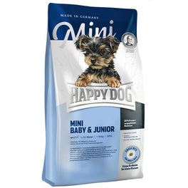 'BUY 1 GET 1 FREE': Happy Dog Mini Baby & Junior Dry Dog Food