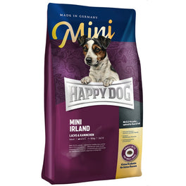 Happy Dog Mini Irland Salmon & Rabbit Dry Dog Food